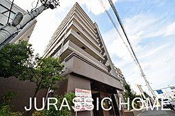 大阪府堺市堺区北庄町2丁の賃貸マンションの外観