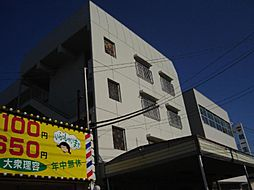 久城ビル[302号室]の外観