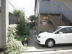 カースルクーム[1階]の外観