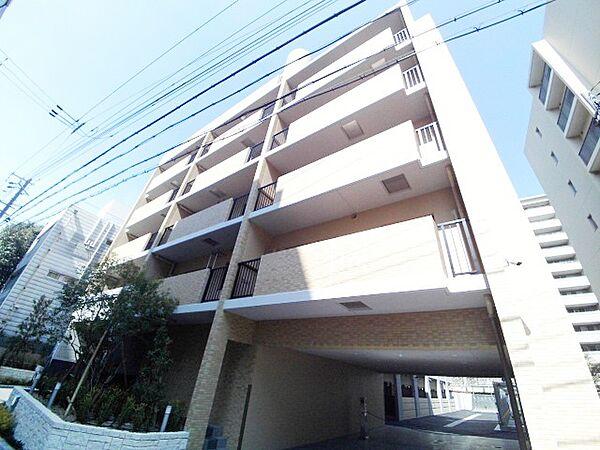 兵庫県神戸市東灘区住吉本町1丁目の賃貸マンション