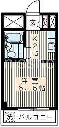 3209−シグマース井荻[2階]の間取り