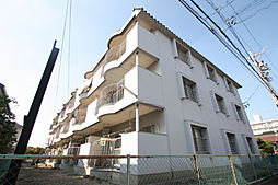 愛知県長久手市作田2丁目の賃貸マンションの外観