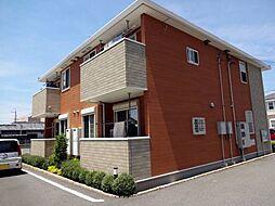 和歌山県和歌山市三葛の賃貸アパートの外観