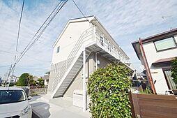 JR横浜線 橋本駅 徒歩8分の賃貸アパート