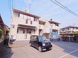 広島県広島市安芸区矢野西1の賃貸アパートの外観