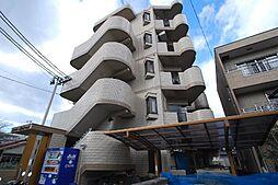 フォンティーヌ藤ヶ丘WEST[4階]の外観
