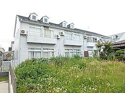 ケントハウスA[1階]の外観