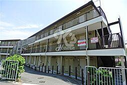 兵庫県神戸市須磨区妙法寺字乗越の賃貸マンションの外観