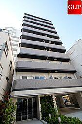 ジェノヴィア川崎駅グリーンヴェール[12階]の外観