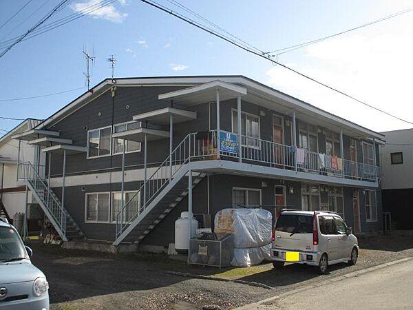 コーポラス和 2階の賃貸【北海道 / 北見市】