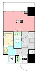 GRANDREVE横濱II[3階]の間取り
