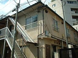 東京都練馬区羽沢1丁目の賃貸アパートの外観