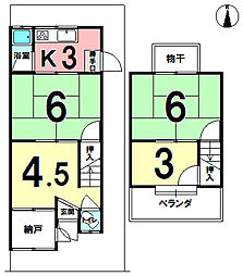 墨染駅 580万円