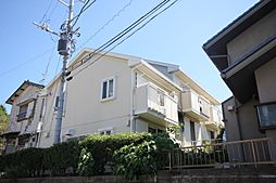 [テラスハウス] 神奈川県横浜市港南区日野中央3丁目 の賃貸【/】の外観