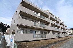 栃木県日光市並木町の賃貸マンションの外観