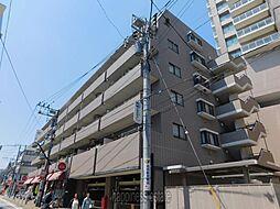 アブニール南台[6階]の外観