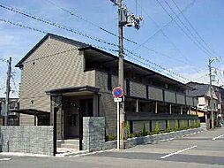 大阪府大阪市西淀川区歌島3丁目の賃貸アパートの外観