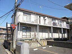 高橋アパート[101号室]の外観