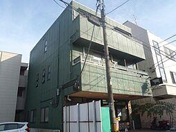 古敷谷ビル[202号室]の外観