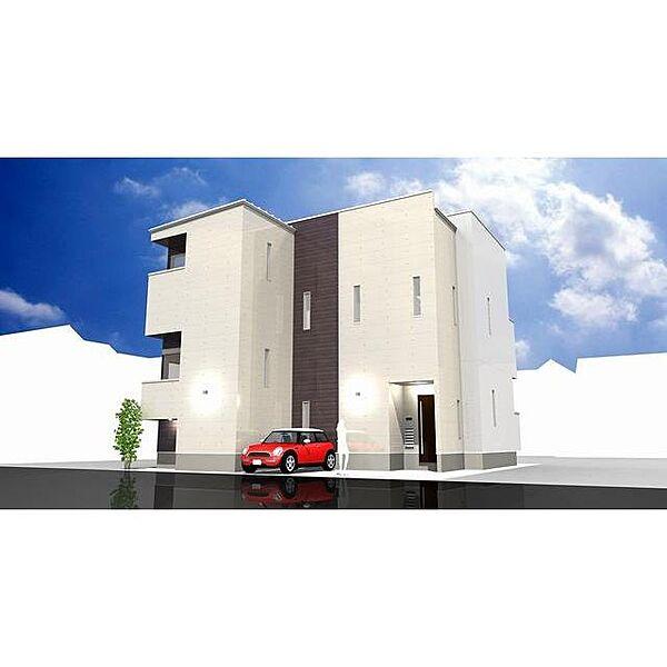 Grandtic Prime Villa M[2階]の外観