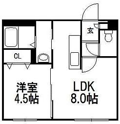 美園駅 4.6万円