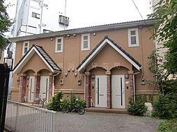 神奈川県横浜市西区宮崎町の賃貸アパートの外観