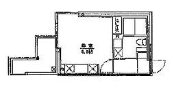 ライフゾーン藤沢[3階]の間取り