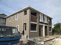 大阪府寝屋川市新家1丁目の賃貸アパートの外観