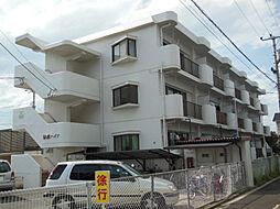 愛媛県松山市古川北2丁目の賃貸マンションの外観
