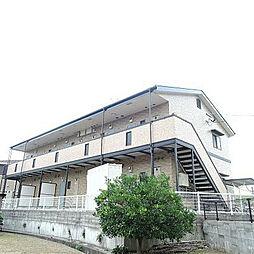 福岡県北九州市小倉南区朽網東4丁目の賃貸アパートの外観
