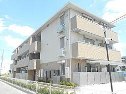 セジュール石田森南[2階]の外観