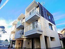 本町アパートメントF[2階]の外観