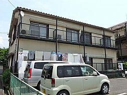 グリーンパーク勝田台[1階]の外観
