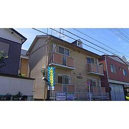 愛知県稲沢市稲沢町北山の賃貸アパートの外観