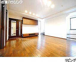 東京メトロ丸ノ内線 南阿佐ヶ谷駅 徒歩7分 2LDKの居間