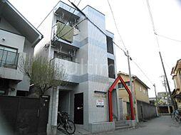 京都府京都市上京区上片原町の賃貸マンションの外観