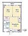2DK、価格1780万円、専有面積45.1m2、バルコニー面積5.5m2 2DKのお部屋は、お食事の場とお休みの場所をしっかりと分けられます。和室を使いやすいフローリングに替えられた考えられたお住まい,2DK,面積45.1m2,価格1,780万円,京王線 東府中駅 徒歩5分,,東京都府中市若松町1丁目