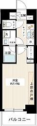 東京都板橋区西台4丁目の賃貸マンションの間取り