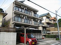 愛知県名古屋市千種区日和町4丁目の賃貸マンションの外観