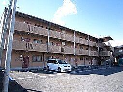栃木県宇都宮市下川俣町の賃貸マンションの外観