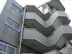 おりおのサニーハイツ[4階]の外観