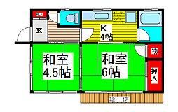 [一戸建] 埼玉県さいたま市緑区太田窪1丁目 の賃貸【/】の間取り