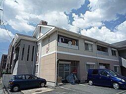 福岡県糟屋郡志免町別府1丁目の賃貸アパートの外観