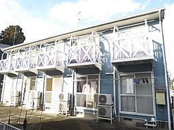 千葉県千葉市若葉区大草町の賃貸アパートの外観