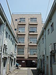 中台マンション[301号室]の外観