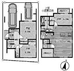 伊勢田駅 2,780万円