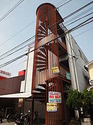 桃山フラット[3階]の外観