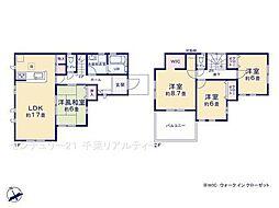 京成大久保駅 3,280万円