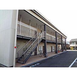 静岡県浜松市中区助信町の賃貸アパートの外観