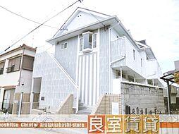 愛知県名古屋市南区呼続2丁目の賃貸アパートの外観